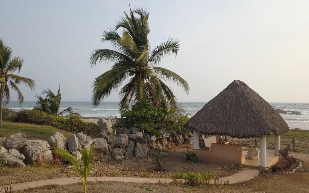 Playa La Saladita, Mexico